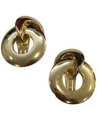 Dior - Pre-owned Earrings - Lyst