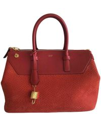 Tom Ford Red Leather