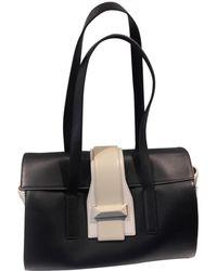 Max Mara - Leather Handbag - Lyst