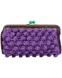 Missoni - Pre-owned Clutch Bag - Lyst