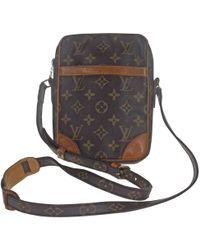 Louis Vuitton - Danube Cloth Crossbody Bag - Lyst