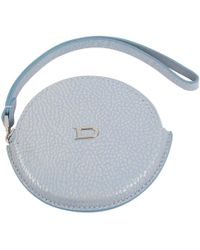 Delvaux - Silver Leather Purses, Wallets & Cases - Lyst