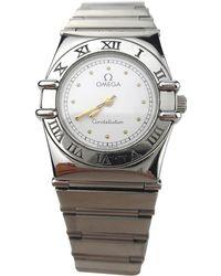 Omega - Constellation Watch - Lyst
