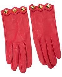 Hermès - Leather Gloves - Lyst