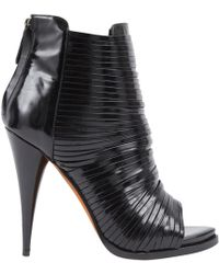 Givenchy - Pre-owned Leather Heels - Lyst