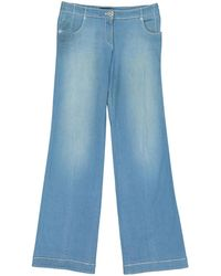 Chanel - Large Jeans - Lyst