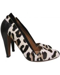 Many Styles Cheap Get Authentic Pre-owned - Python heels Alaia CNTGLjtCmk