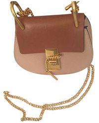Chloé - Pre-owned Drew Multicolour Leather Handbags - Lyst