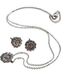 Tiffany & Co. - Platinum Jewellery Set - Lyst