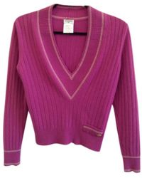 Chanel Pink Cashmere