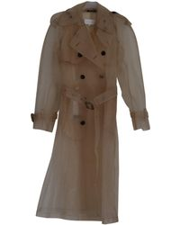 Maison Margiela - Pre-owned Other Synthetic Coats - Lyst
