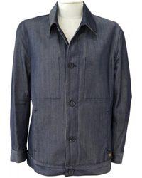 Louis Vuitton - Pre-owned Blue Denim - Jeans Jackets - Lyst