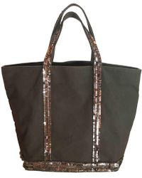 Vanessa Bruno - Pre-owned Cabas Cloth Tote - Lyst