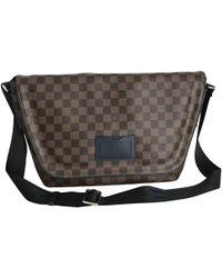 Louis Vuitton - Sprinter Gm Other Cloth Bag - Lyst