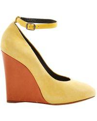 Céline - Pre-owned Heels - Lyst