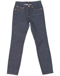 A.P.C. - Slim Jeans - Lyst