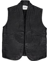 Vilshenko Black Leather
