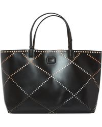 Roger Vivier - Leather Tote - Lyst