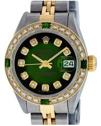 Rolex - Datejust Watch - Lyst