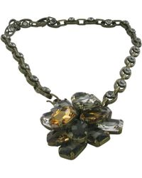 Lanvin - Pre-owned Other Metal Necklaces - Lyst