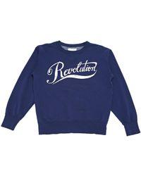 Étoile Isabel Marant - Pre-owned Blue Cotton Knitwear - Lyst