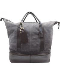 Lanvin - Leather Travel Bag - Lyst