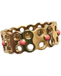 Louis Vuitton - Other Gold Plated Ring - Lyst