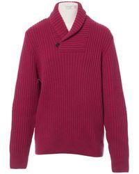 Hermès - Pink Cashmere Knitwear & Sweatshirts - Lyst