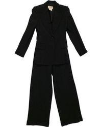 Hermès - Pre-owned Vintage Navy Wool Jackets - Lyst
