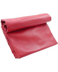 Céline - Leather Clutch Purse - Lyst
