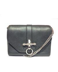e6f9c1eab4 Lyst - Givenchy Obsedia Shoulder Bag in Black