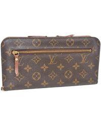 Louis Vuitton - Cartera de Lona - Lyst