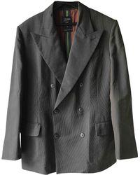 Jean Paul Gaultier - Wool Vest - Lyst