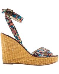 Marc Jacobs - Cloth Sandals - Lyst