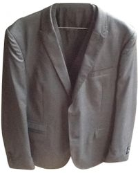 The Kooples - Pre-owned Anthracite Wool Suits - Lyst
