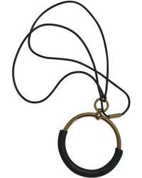 Hermès - Loop Long Necklace - Lyst