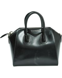 Givenchy - Pre-owned Antigona Leather Bag - Lyst