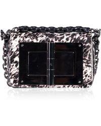 Tom Ford - Natalia Multicolour Leather Handbag - Lyst