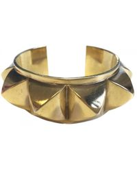 Hermès - Dog Collar Bracelet - Lyst