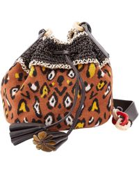M Missoni - Cloth Bag - Lyst