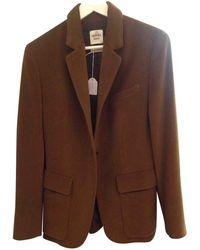 Hermès - Wool Blazer - Lyst