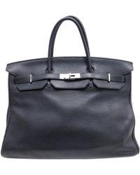 Hermès Pre-owned - Birkin 40 leather handbag QMdPQko