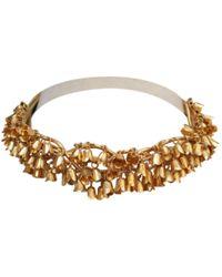 Dior Gold Metal