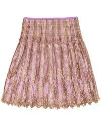 Etro - Mid-length Skirt - Lyst
