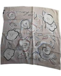 Chanel - Silk Neckerchief - Lyst
