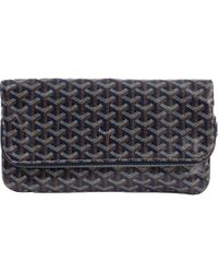 Goyard - Cloth Clutch Bag - Lyst