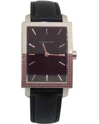 Burberry - Pre-owned Watch - Lyst