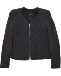 Isabel Marant - Pre-owned Grey Linen Jacket - Lyst
