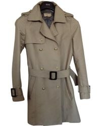 Zadig & Voltaire - Pre-owned Trench Coat - Lyst