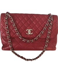 5b6da9f12c7f Chanel - Timeless/classique Leather Crossbody Bag - Lyst